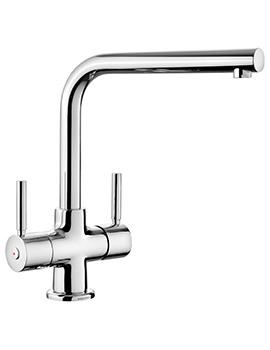 Aquadisc 5 Kitchen Sink Mixer Tap