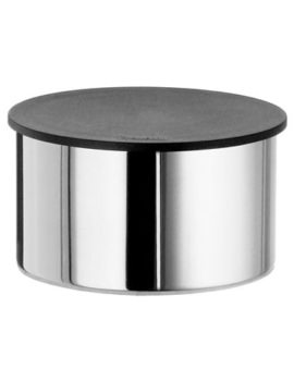 Outline Stainless Steel Polished Small Container With Lid