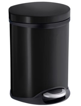 Outline Pedal Bin Black