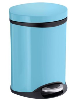 Outline Pedal Bin Light Blue