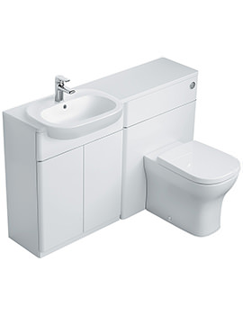 SoftMood Basin Unit and WC Unit - T7818WG-T7819WG