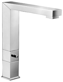 Quadrant Monostem 2 Monobloc Kitchen Sink Mixer Tap