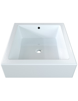 Electra Countertop Wash Basin 460mm - BBD Electra2