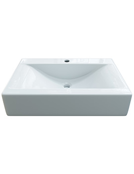 Premier Rectangular Countertop Basin - BAS007