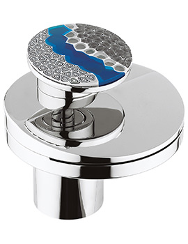 Water Circle Anniversary Edition Monobloc Basin Mixer Tap