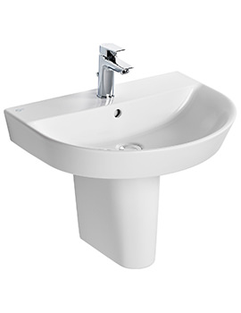 Ideal Standard Concept Air Arc 600 x 460mm Washbasin