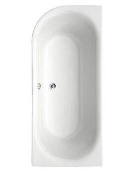 Metauro 2 Left Hand 1800 x 800mm Bath - 154METAURO2LH1880