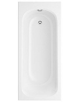 Derwent Single Ended Bath 1500 x 700mm White NTH