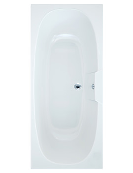 Algarve Double Ended Bath 1800 x 800mm