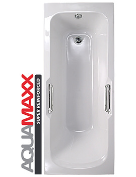 Buckingham Aquamaxx 1700 x 700mm Bath - 154BUCK1770AQMAX