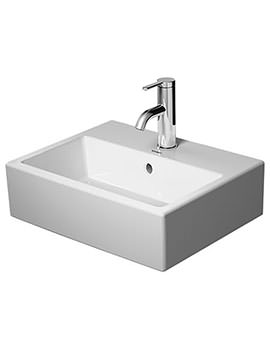 Vero Air 450 x 350mm Ground Handrinse Basin With Overflow