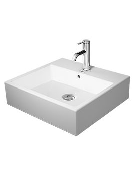 Vero Air 500 x 470mm Above Counter Ground Basin