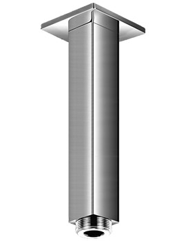 Saneux Square Ceiling Mounted Shower Arm