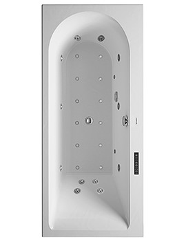 Darling New 1600 x 700mm Left Hand Bath With Combi-System L