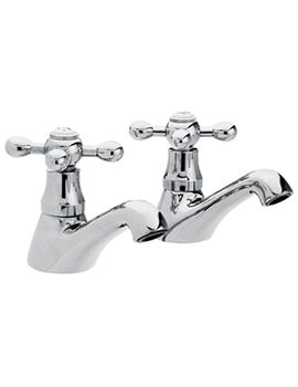 Premier Viscount Basin Taps