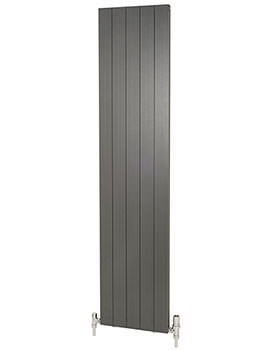 Apollo Malpensa Flat Horizontal 640 x 600mm Radiator
