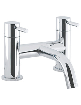 Design Deck Mounted Bath Filler Tap