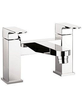 Modest Deck Mounted Dual Control Bath Filler Tap