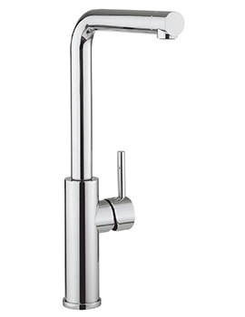 Cucina Ninety Side Lever Kitchen Sink Mixer Tap