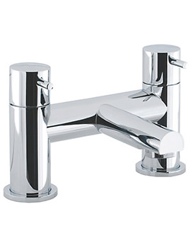 Kai Lever Deck Mounted Bath Filler Tap