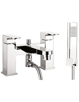 Modest Bath Shower Mixer Tap With Kit