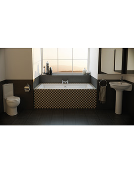 Evolution Bathroom Suite