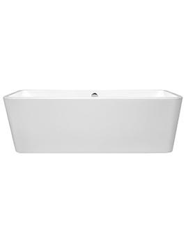 Saneux Elington 1800 x 790mm Freestanding Tub With Waste
