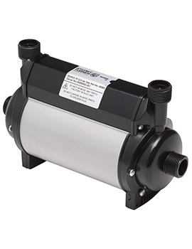 Stuart Turner Techflo TP Standard 1.5 Bar Twin Shower Pump