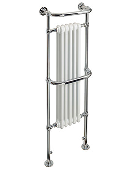 Ravenna Plus Curved Traditional 510 x 1500mm Radiator