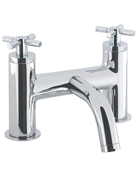 Totti Deck Mounted Bath Filler Tap
