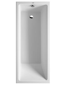 Vero Air 1700 x 700mm Built In Bath With Support Feet