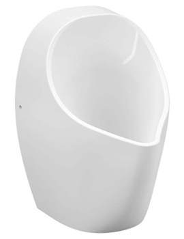 VitrA Arkitekt 405 x 390mm Urinal Without Water