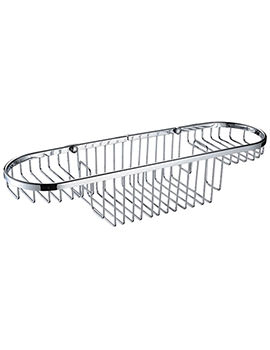 Large Wall Fixed Wire Basket