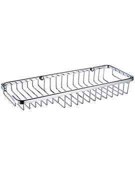 Medium Wall Fixed Wire Basket