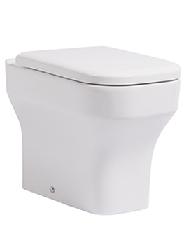 Accent 510mm Back To Wall WC Pan