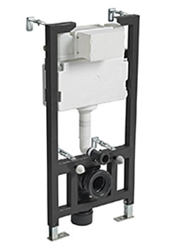1.0mm Wall Hung WC Frame