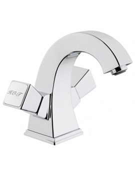 Elegance Chrome Basin Mixer Tap
