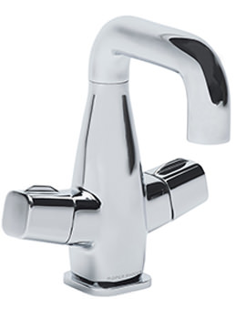 Roper Rhodes Veer Basin Mixer Tap With Click Waste
