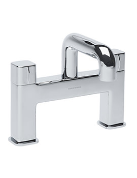 Roper Rhodes Veer Deck Mounted Bath Filler Tap