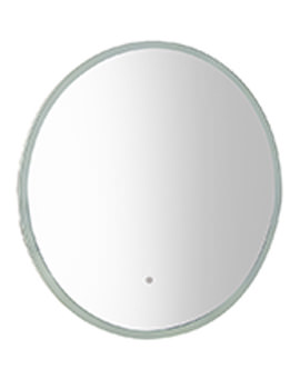 Eminence 550mm Illuminated Circular Mirror