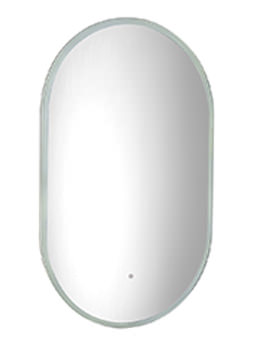 Eminence 500 x 800mm Illuminated Pill Mirror