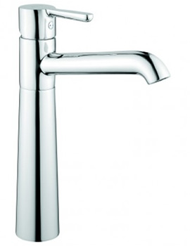Matrix Single Lever Tall Basin Mixer Chrome