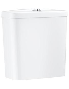 Ceramic Exposed Flushing Cistern
