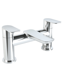 VitrA X-Line Deck Mounted Bath Filler Tap