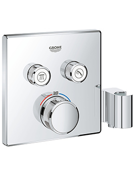 Grohe Grohtherm SmartControl Thermostat For Concealed Installation With Two Valve