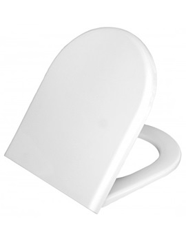 Form 300mm White Toilet Seat And Cover