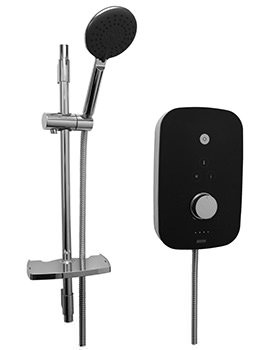 Bristan Noctis 8.5kw Thermostatic Electric Shower