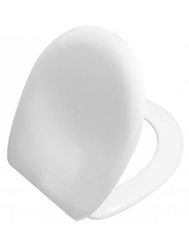 Opal White Toilet Seat Ring Only