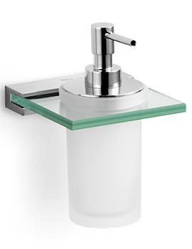 Nuova Wall Mounted 115 x 110mm Gel Dispenser