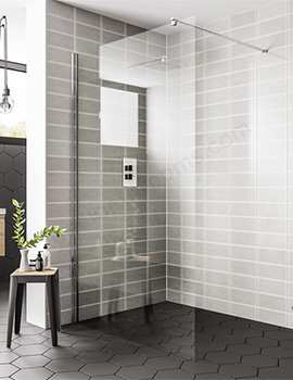Essential Spring Wetroom Panel 1200 x 2000mm